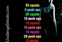 Workout / Bikini ready bod
