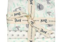 Organic Muslin Swaddle Blankets