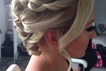 Beautiful Hair by Amy Rosa / Beautiful wedding, prom and special occasion hair by myself Amy.
