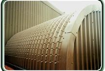 Industrial Cladding  / Cladding, Facades, Weatherboard, Rainscreen Cladding, fibre cement weather board,external cladding,aesthetic cladding, facade cladding, cladding panels #Architects #Industrial Designers #Interior Designers #Landscape Designers