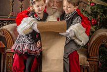 Santa Photoshoot Ideas