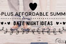 Portland Date Night / Time for a night on the town? Check out these Portland date night ideas.