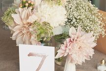 Centerpieces, Tablescapes, and Settings