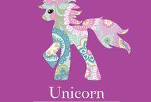 Hunter 5th birthday. Unicorns,