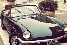 Le nostre auto: Triumph Spitfire