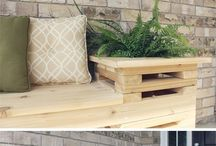 Pallet Creations / by Amy Thomason Talbert