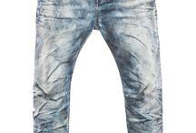 Calças Masculinas Jeans