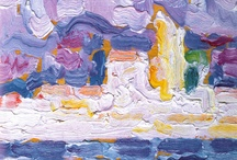 Signac / Paul Victor Jules Signac 11 November 1863 – 15 August 1935) was a French Neo-Impressionist painter working with Georges Seurat, helped develop the Pointillist style