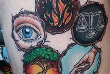 Tatouages inspirés