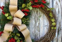 Holiday decor / by Benita Lanning