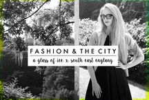 FASHION & THE CITY