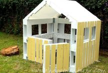 Forts for kids / Building