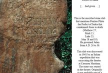 Bible archeology