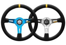 Racing Steering Wheels / by Winding Road Racing