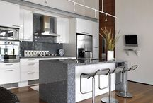 {Kitchen Decorating Advice, Tips, & Ideas} / Decorating ideas to help decorate one of the most important rooms in your home...the kitchen!