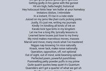 Raps / Raps lyrics