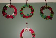 Christmas Toddler Crafts / by Angela Covert