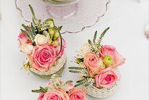 *Flower**Centerpieces / by Han Sora