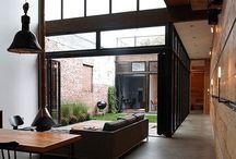 indoor/outdoor spaces