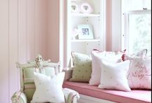 Baby Girls Bedroom / Nursery