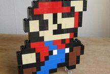 lego gaming deko