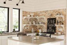 Kitchens / Ideas for the kitchen