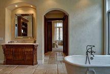 Master Baths / Spa-like master baths