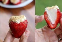 Party Food ideas / by Jessica Miracle