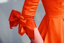Orange is such a fab colour inspiration