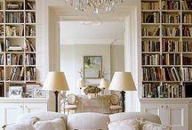 Librerie & Biblioteche - Bookshelves & Libraries / libri, librerie, scaffali, biblioteche, sale lettura, book shelves, libraries, book shops, reading places, reading corners