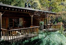 Glamping and RV Trips / Glamping, or Glamorous Camping, is what we do at Garland's Oak Creek Lodge. We have beautiful cabins for you to stay in so the outdoors is near... just not in your living room. If you took an RV to get to us, we've got you covered as well with some great RV hacks and traveling tips!