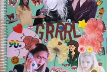 Grrls Just Wanna Have Fun / eclectic  ::  edgy  ::  collage  ::  fun