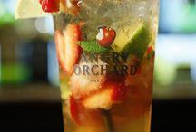 Cider cocktail / Drinks