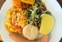 Jamaican Popular Dishes