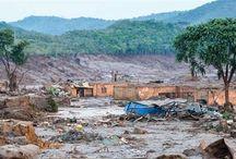 Desastre de Mariana - Rio Doce