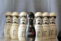 Star Wars Bowling Party :: Julie Ann Events / The Empire STRIKES Back - A Star Wars Bowling Birthday Party designed by Julie Ann Events