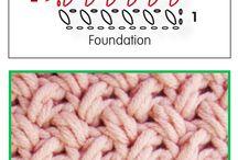 Crochet - Pontos e coisas