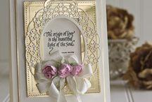 Wedding cards / Wedding cards