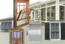 Muhler's Replacement Windows & More / WE offer a great selection of all kinds of replacement windows