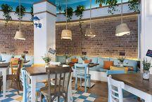 Mama Delicias by B+P / Architecture & Interior Design by Barea+Partners. Coffee Bar & Restaurant.