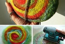 HANDMADE изделия из натуральных материалов (шерсть,хлопок,шёлк ) / Collection of the cutest handmade