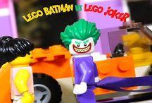Lego Stop Motion Funny Video / #lego #stopmotion #legobatman #legomovie