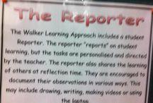 The Walker Learning Approach