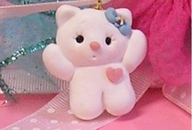 Polymer Clay Bears