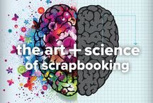 Art + Science / I'm teaming up with Jennifer Wilson on a brand new workshop at Big Picture Classes that is 4-weeks of brain-boosting creative challenges to strengthen YOUR creative process. Come join us! / by Stacy Julian