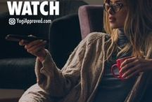 Movies to watch/books to read