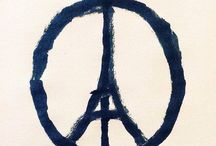 Accablement Tristesse Incompréhension / #PrayForParis
