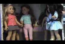 Doll House Tours and Stories / Find some fun doll house tours and other stories.