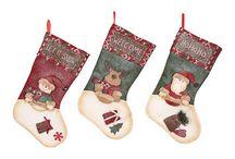 CHRISTMAS--STOCKINGS / by Lynn LaGrone