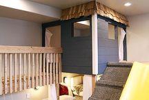 Home: indoor playhouses